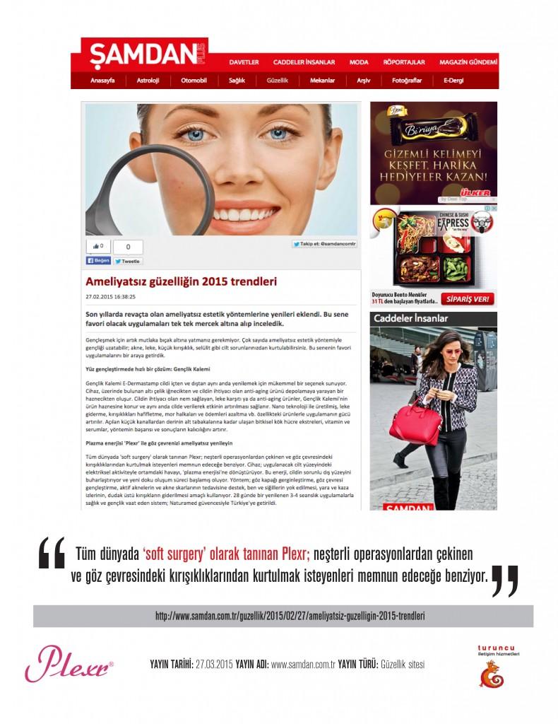 Naturamed-Plexr Şamdan 27.03.2015