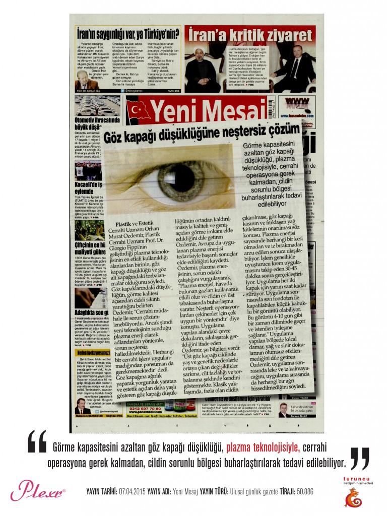 Naturamed-Plexr Yeni Mesaj 07.04.2015